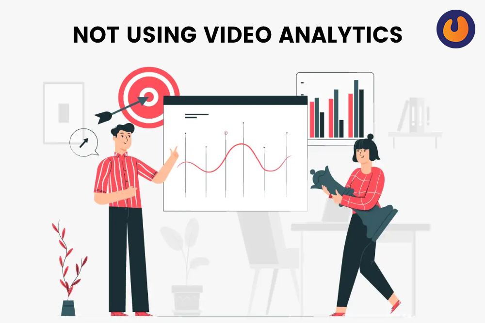 not using video analytics