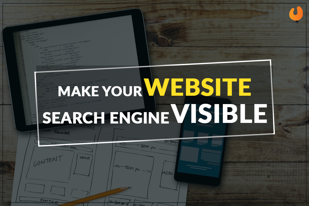Make Website Search engine visible