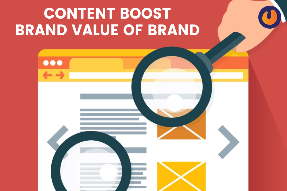 Content Boost Brand Value of Brand