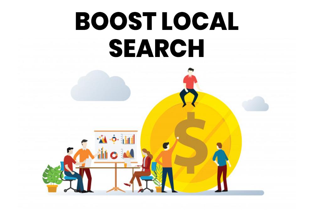 Boost local search