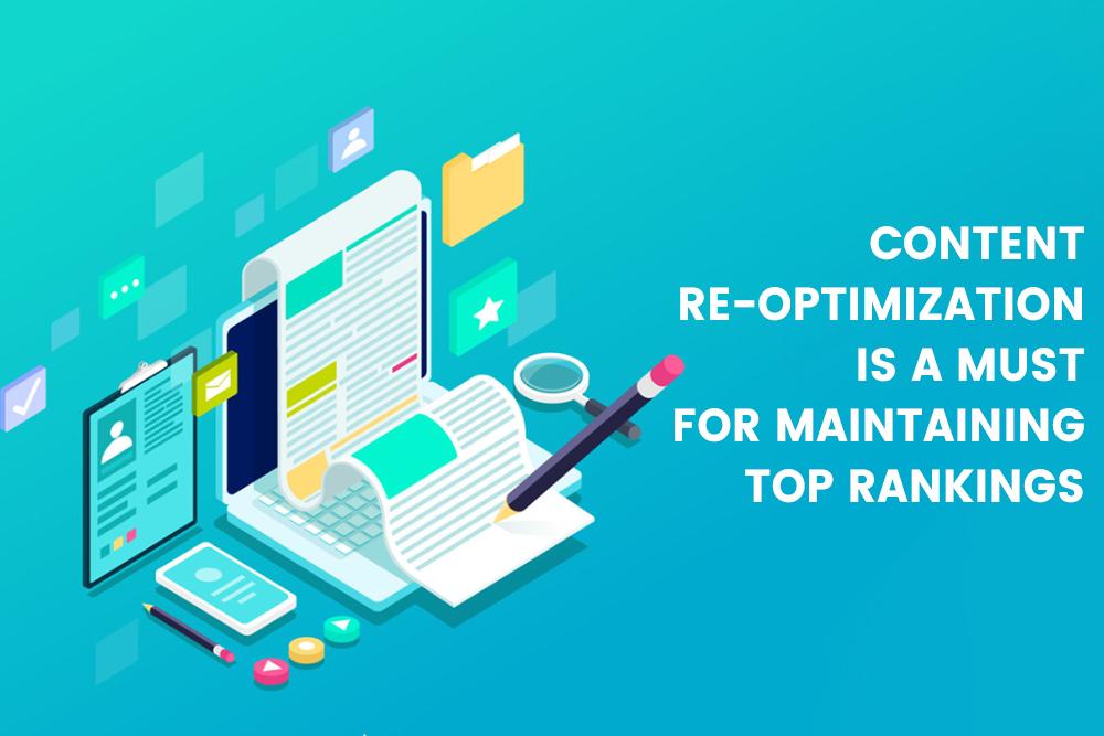 Content re optimization