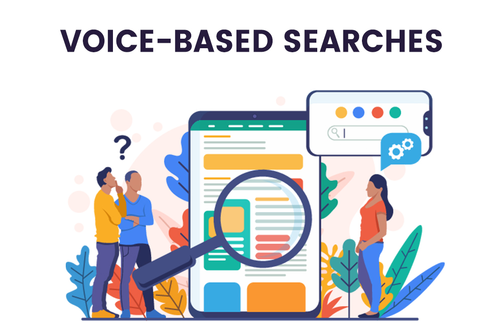 Voice Based Searches