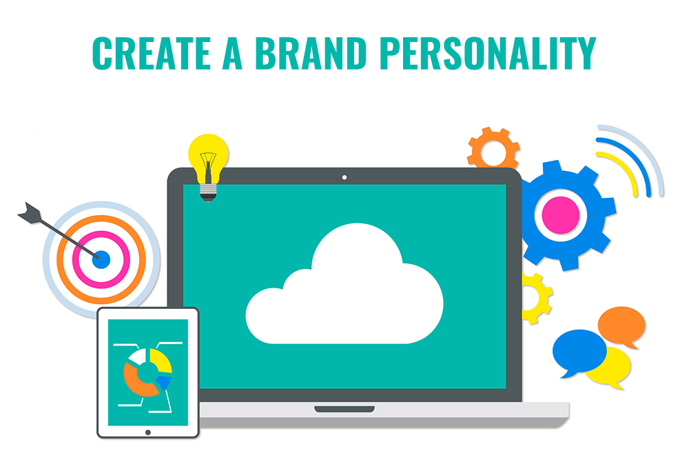 Create a Brand Personality