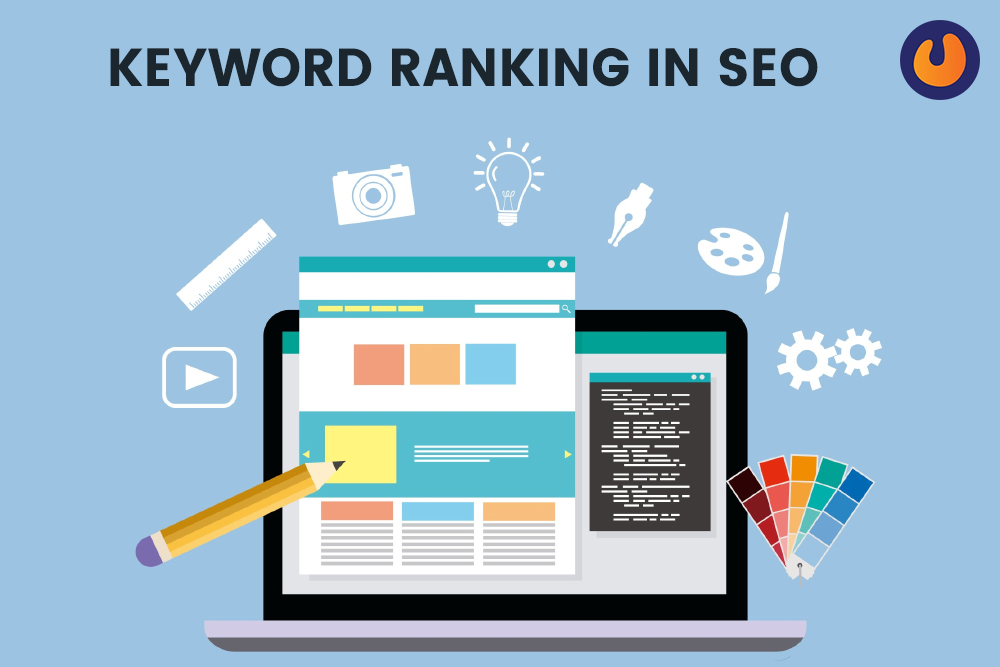 keyword ranking in Seo