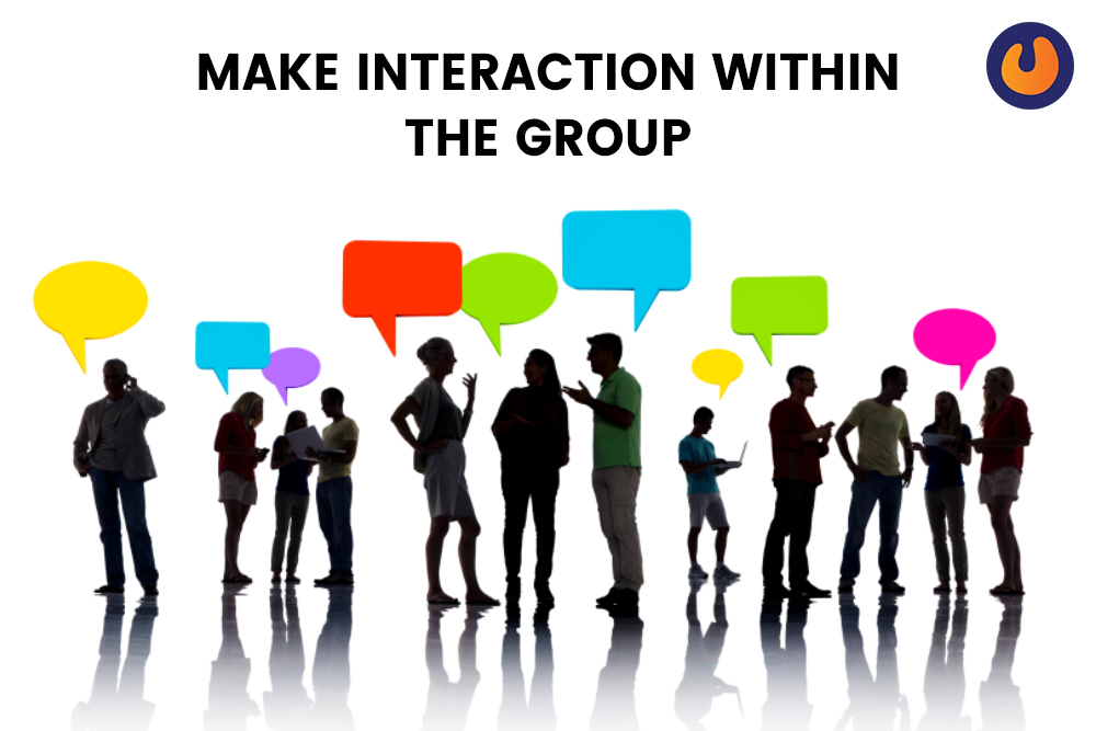 Make interaction within the group