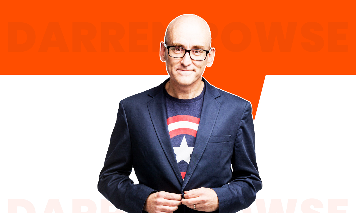 Success Story of Problogger - Darren Rowse