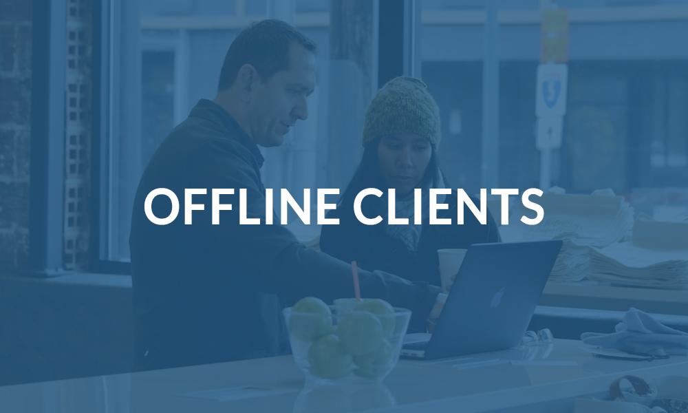 Offline Clients