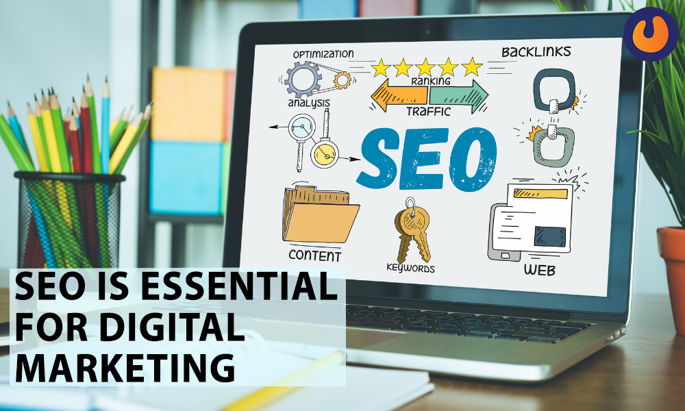 SEO is essential for digital Marketing