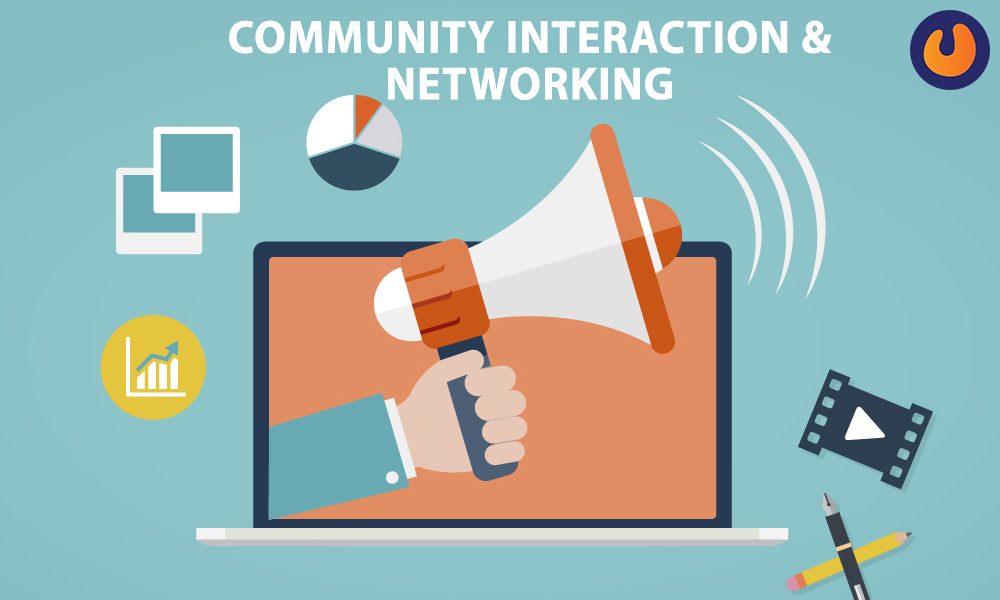Community Interaction and Networking