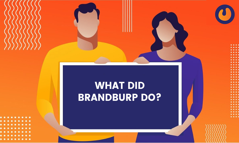 How Verizon got in touch with BrandBurp?