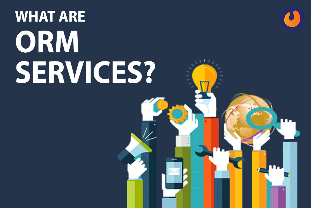 What are ORM services?
