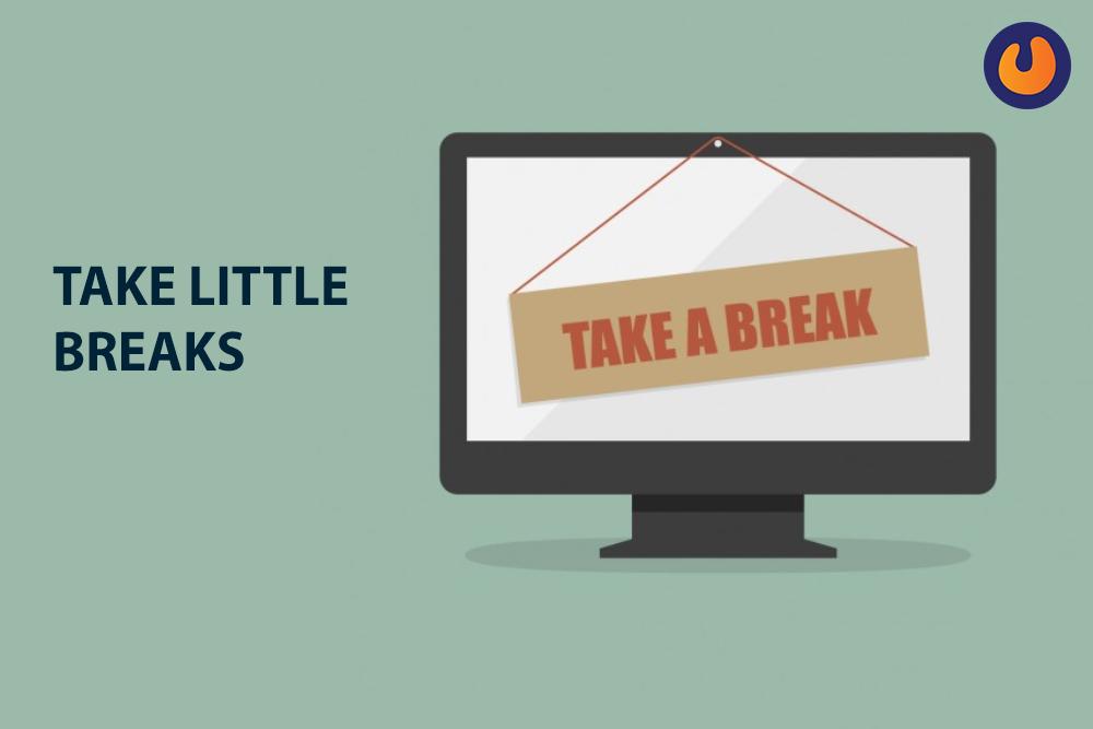 small breaks
