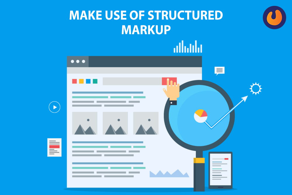 structured mark up