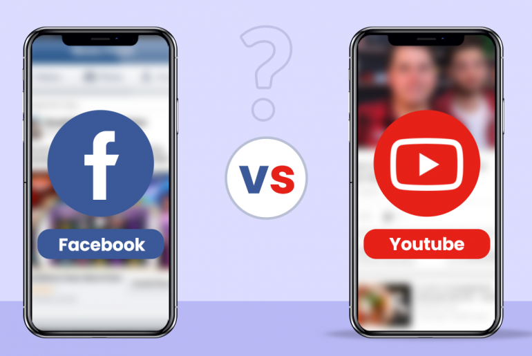 Facebook or YouTube?
