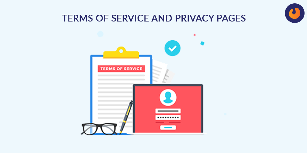 service and privacy