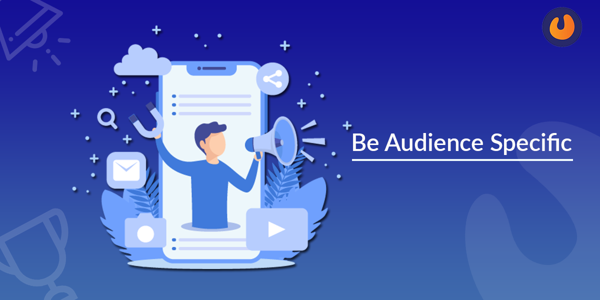 Be Audience