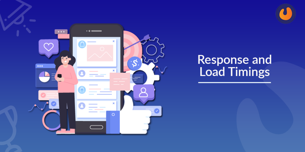 5.Response and Load Timings