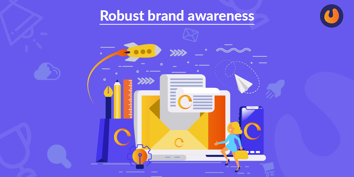 Robust brand awareness