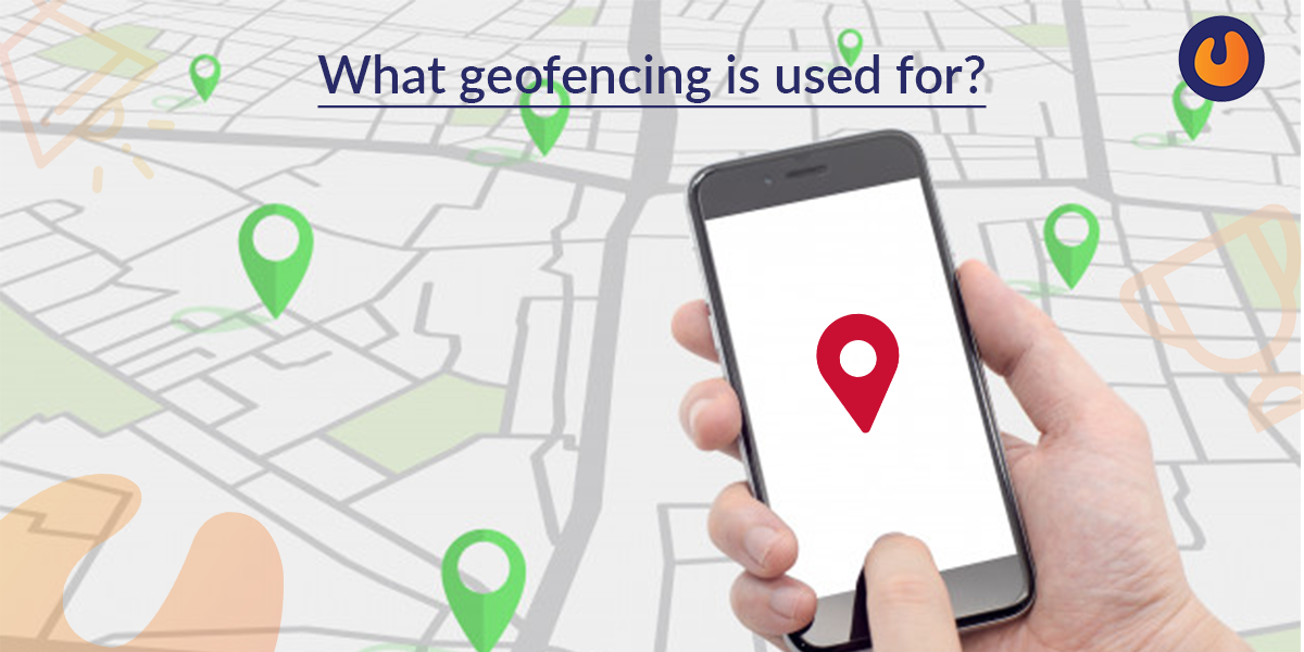 Geofencing used for