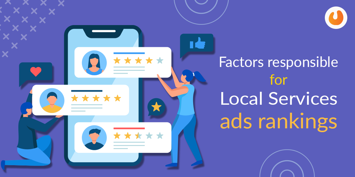 Local Services ads rankings
