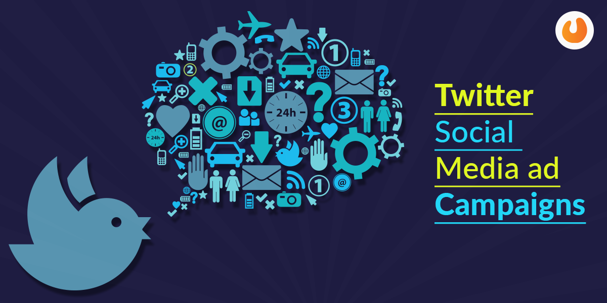 Twitter social media ad campaigns