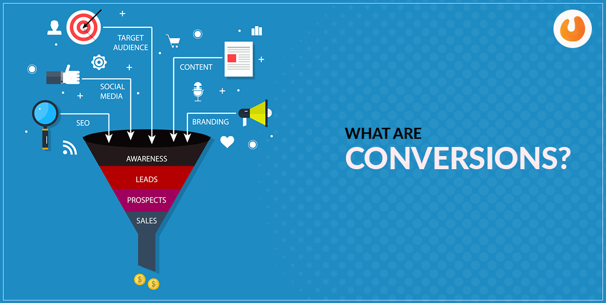 What are conversions