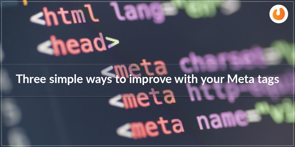 How to improve meta tags