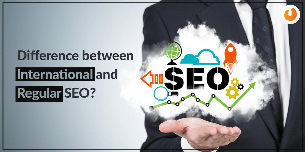 Difference between internal and regular SEO
