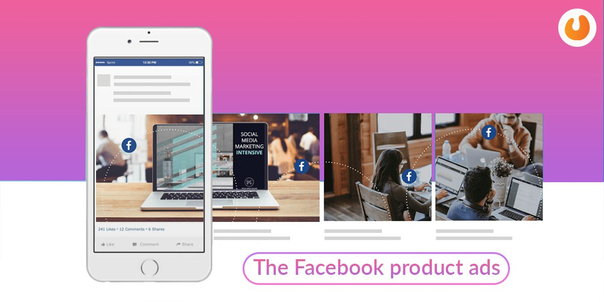 fb product ads