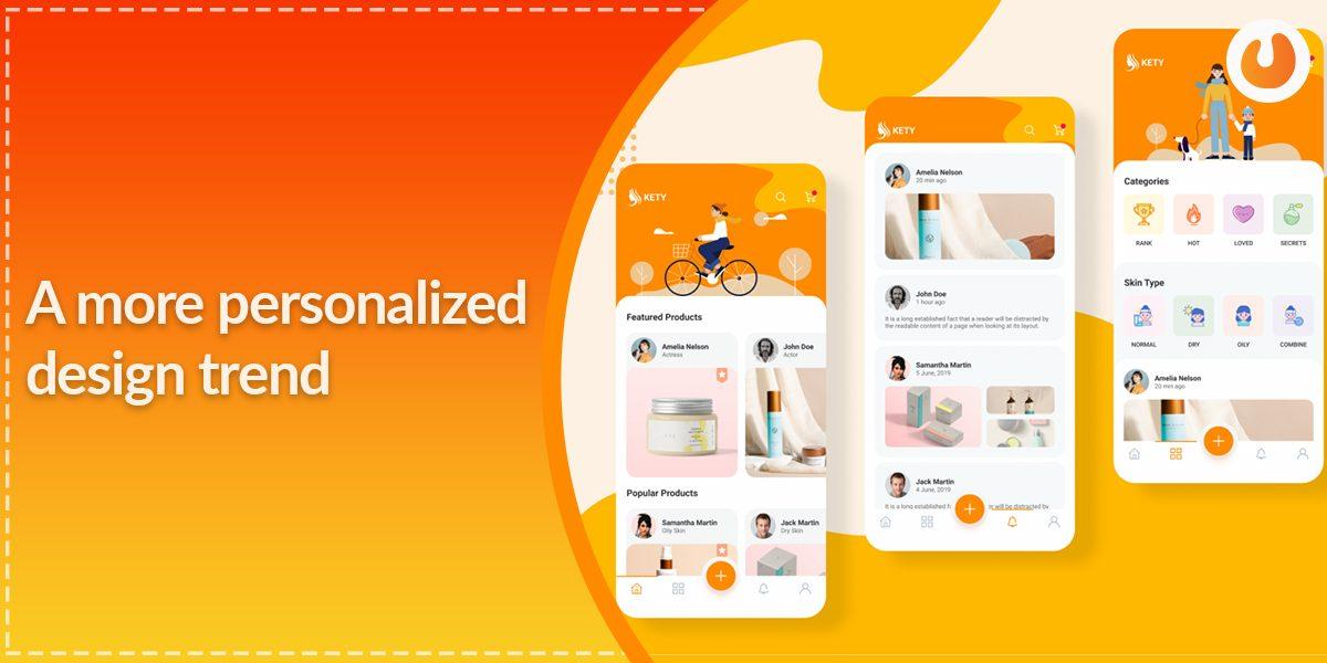 personalized design trend