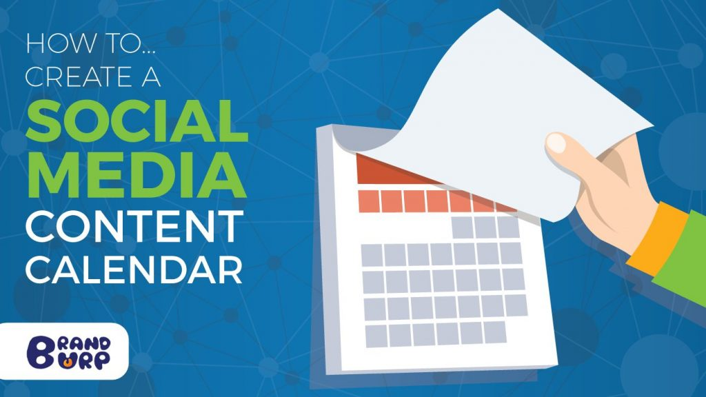Steps To Create A Social Media Calendar