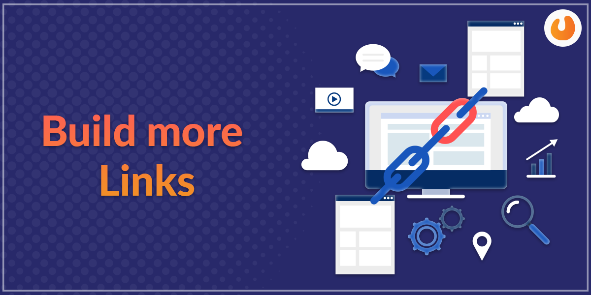 build more links